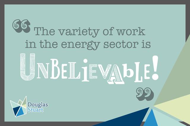 career in energy sector, women