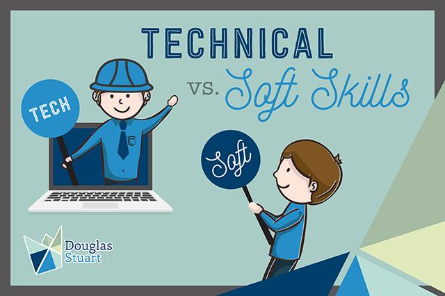 technical versus soft skills