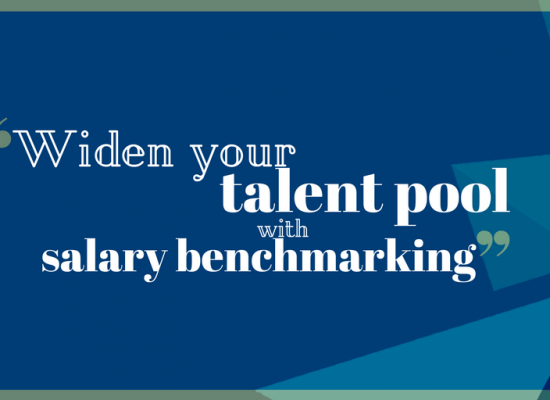 Benchmarking, salary surveys